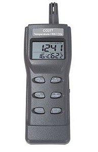 Medidor de CO², Temperatura e Umidade