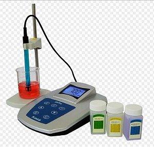 Medidor de pH de Bancada
