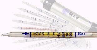 tubos colorimetricos para detectar gases