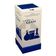 Caixas de estilhaços de vidro - VWR