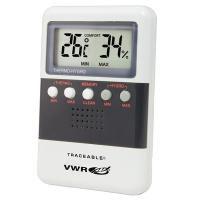 Termo-higrómetro digital, Traceable® - VWR