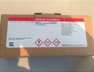 Polymyxin B selective supplement codigo P9602 (EXIGIDO CNPJ DO COMPRADOR) SALDO DE ESTOQUE