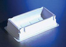 Corning® Costar® reagent reservoirs white polystyrene, capacity 50 mL, PK/5 COD 4870