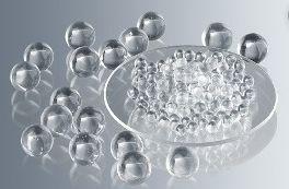 Perola De Vidro Transparente Para Ebulicao Diametro De 3 Mm Pcte De Kg