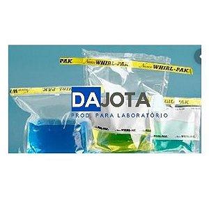 Bolsa  Para Amostragem Microbiologica esteril de varias medidas com filtro para STOMACHER