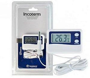 Termometro  Temperatura Interna e externa para Máxima e Mínima Digital -50+70ºC