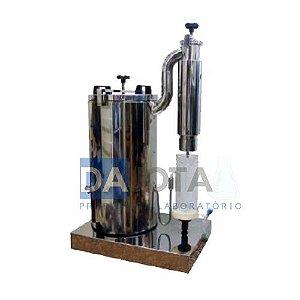 Destilador (EXTRATOR)de Óleos Essenciais AG - EOD