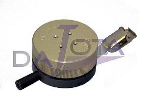 Amostrador PMI 2.5 SKC, com tela de suporte e presilha