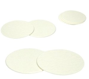 MCE Filter, 0.45 µm, 25 mm MCE Filter, 0.45 µm, 25 mm, no support pad included, pk/100 SKC