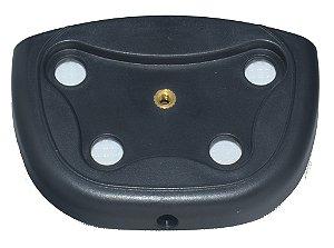 Tampa de proteção de entrada para monitores QRAE II COD RAE 020-3411-002-FRU