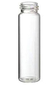 Vial Transparente (Clear) 32 x 12mm  - 2 ml , Screw-Cap, marca Agilent cx com 100 unid com tarja