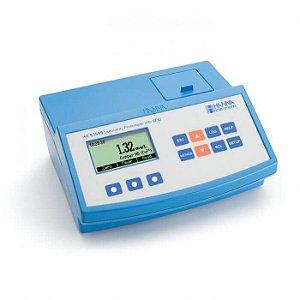 Fotômetro de Bancada Multiparâmetro e Medidor de DQO para análises de água