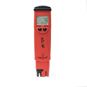 Medidor de bolso pHep® 4 resistente à água