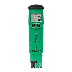 Medidor de ORP e temperatura