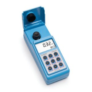 Medidor de turbidez concordante com a EPA com tecnologia Fast Tracker (115V)