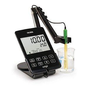 Medidor edge® multiparâmetro de EC/TDS/Salinidade, (115V)