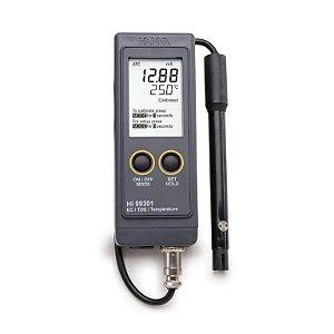 Medidor Portátil de EC/TDS de Faixa Alta