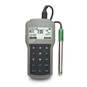 Medidor Portátil Profissional e Impermeável para pH/ORP