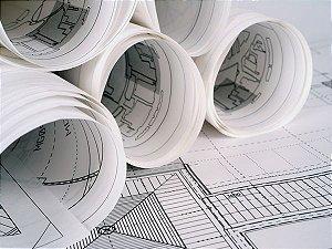 Plotagem de Projetos de Arquitetura e Engenharia