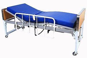 Cama Hospitalar Motorizada 5 movimentos - J M Artefatos