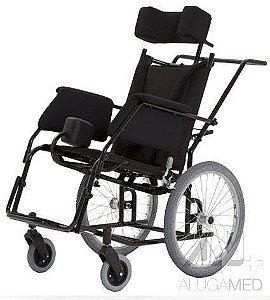 Cadeira de Rodas Star Adulto Jaguaribe