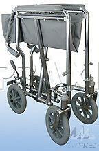 Cadeira de Rodas Comfort Praxis Modelo: CE-808N100SF-FB