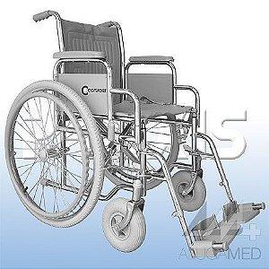Cadeira de Rodas Comfort Praxis Modelo: LY-8A250SF e LY-8J250SF