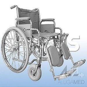 Cadeira de Rodas Comfort Praxis Modelo: LY-8A250SEF