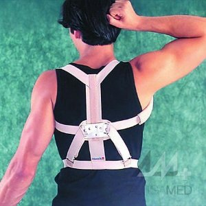 Espaldeira para Postura Salvapé