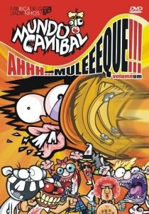 DVD do Mundo Canibal - Volume 1