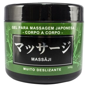 Massaji Gel de Massagem Corpo a Corpo Hot Flowers - Erótika Store