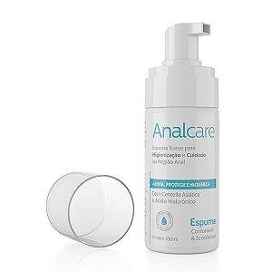 Analcare - Cuidado e Higienização da Região Anal - Erótika Store