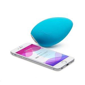 Vibrador Feminino Com Silicone Medico Com Motor Duplo We-ViBe Wish  Controlado por App Celular - Erótika Store