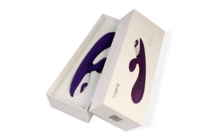 Vibrador RHYTHM X2 com Estimulador por Comando Nalone - Erótika Store