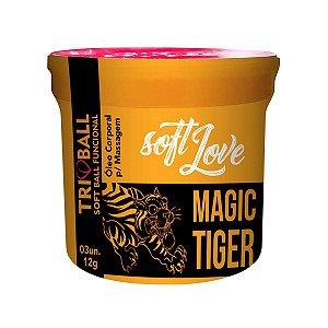 Magic Tiger Triball Soft Ball Funcional 3un Soft Love - Erótika Store