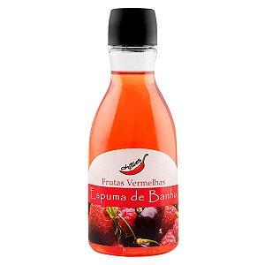 Espuma para Banho de Frutas Vermelhas - Chillies - Erótika Store