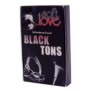 Gel Black Tons Creme Excitante Feminino Soft Love - ErótikaStore