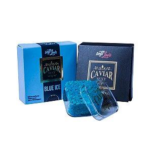 Caviar Sexy Blue Ice Micro Esferas Saborosas para Massagem Soft Love - Erótika Store