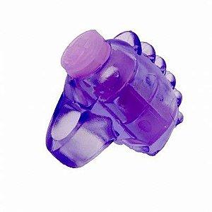 Dedeira Micro Vibratória Com Cerdas Massageadoras - Erótika Store