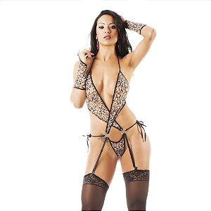 Body Trançado Pimenta Sexy-Erotika Store