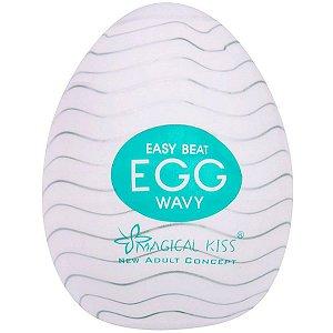 Egg Wavy Masturbador Masculino  - Erótika Store