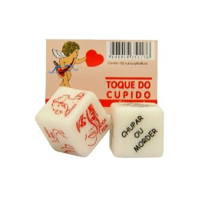 Toque do Cupido Só pra Elas Diversão ao Cubo-Erotika Store