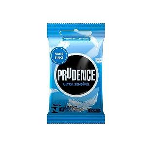 Preservativos Ultra Sensível Prudence - Erótika Store