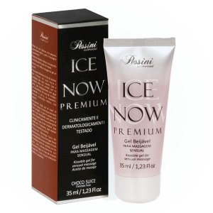 Ice Now Premium Chocolate Suiço Pessini - Erótika Store