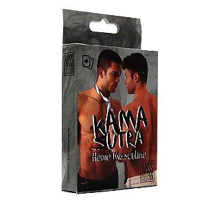 Baralho Kama Sutra Homo Masculino - Erótika Store