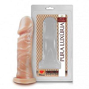 Prótese 15,3x4 Pele Sexy Fantasy - Erótika Store