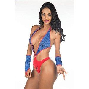 Mini Mulher Aranha Pimenta Sexy-Erotika Store
