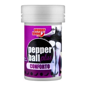 Pepper Ball Plus Conforto Pepper Blend- Erotika Store
