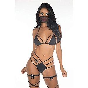 Mini Ninja Pimenta Sexy-Erotika Store