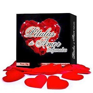 Pétalas Do Amor Perfumada - Erótika Store